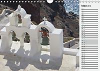 SANTORINI - Idyll auf dem Vulkan (Wandkalender 2019 DIN A4 quer) - Produktdetailbild 3