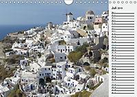 SANTORINI - Idyll auf dem Vulkan (Wandkalender 2019 DIN A4 quer) - Produktdetailbild 7