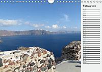 SANTORINI - Idyll auf dem Vulkan (Wandkalender 2019 DIN A4 quer) - Produktdetailbild 2