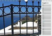 SANTORINI - Idyll auf dem Vulkan (Wandkalender 2019 DIN A4 quer) - Produktdetailbild 8