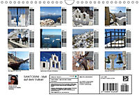 SANTORINI - Idyll auf dem Vulkan (Wandkalender 2019 DIN A4 quer) - Produktdetailbild 13