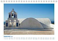 Santorini - Perle im Mittelmeer (Tischkalender 2019 DIN A5 quer) - Produktdetailbild 9