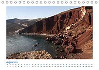 Santorini - Perle im Mittelmeer (Tischkalender 2019 DIN A5 quer) - Produktdetailbild 8
