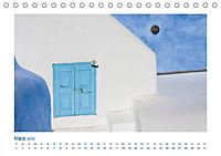 Santorini - Perle im Mittelmeer (Tischkalender 2019 DIN A5 quer) - Produktdetailbild 3