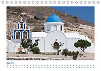 Santorini - Perle im Mittelmeer (Tischkalender 2019 DIN A5 quer) - Produktdetailbild 7