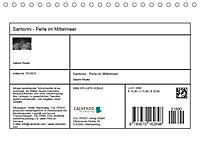 Santorini - Perle im Mittelmeer (Tischkalender 2019 DIN A5 quer) - Produktdetailbild 13