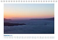 Santorini - Perle im Mittelmeer (Tischkalender 2019 DIN A5 quer) - Produktdetailbild 12
