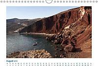 Santorini - Perle im Mittelmeer (Wandkalender 2019 DIN A4 quer) - Produktdetailbild 8