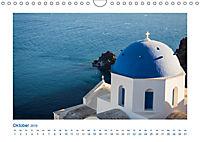 Santorini - Perle im Mittelmeer (Wandkalender 2019 DIN A4 quer) - Produktdetailbild 10