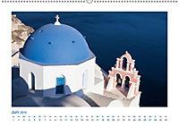 Santorini - Perle im Mittelmeer (Wandkalender 2019 DIN A2 quer) - Produktdetailbild 6