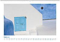 Santorini - Perle im Mittelmeer (Wandkalender 2019 DIN A2 quer) - Produktdetailbild 3