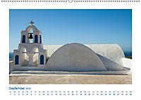 Santorini - Perle im Mittelmeer (Wandkalender 2019 DIN A2 quer) - Produktdetailbild 9