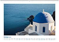 Santorini - Perle im Mittelmeer (Wandkalender 2019 DIN A2 quer) - Produktdetailbild 10