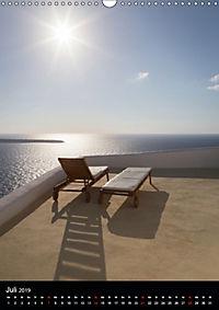 Santorini - Schönheit der Südlichen Ägäis (Wandkalender 2019 DIN A3 hoch) - Produktdetailbild 7