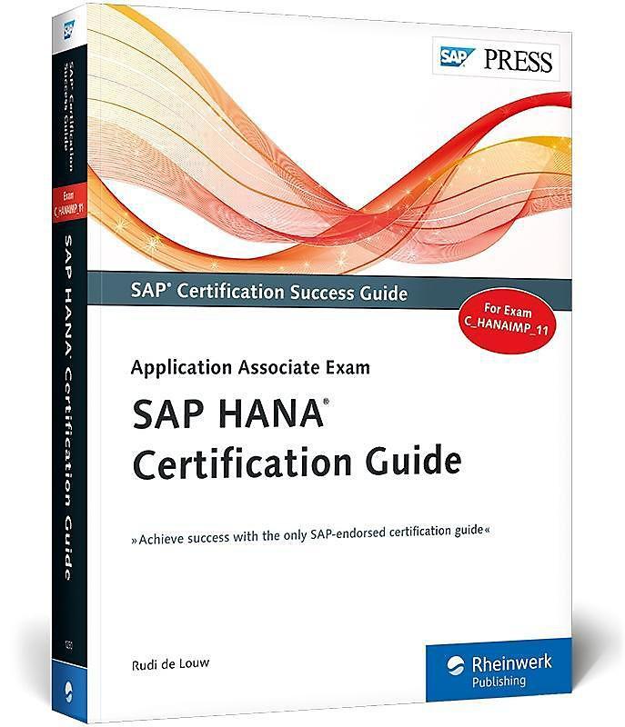Sap Hana Certification Guide Buch Portofrei Bei Weltbild