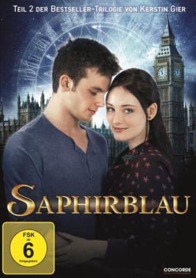 Saphirblau, Kerstin Gier