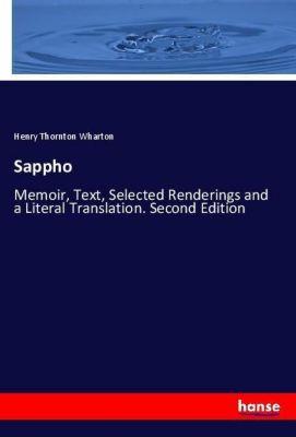 Sappho, Henry Thornton Wharton
