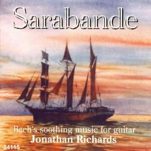 Sarabande, Jonathan Richards