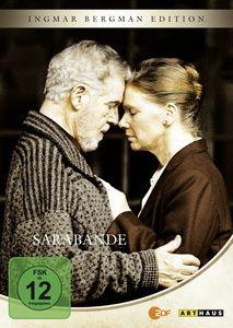 Sarabande, DVD