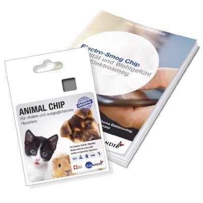 Sarandib Animal Chip inkl. Broschüre