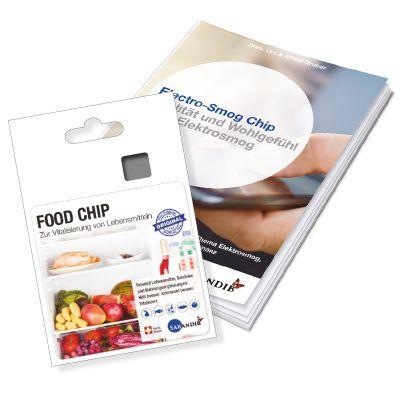 Sarandib Food Chip inkl. Broschüre