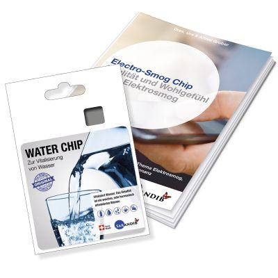 Sarandib Water Chip inkl. Broschüre