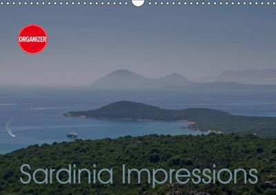 Sardinia Impressions (Wall Calendar 2019 DIN A3 Landscape), Andreas Schoen