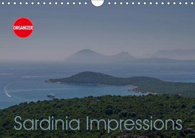 Sardinia Impressions (Wall Calendar 2019 DIN A4 Landscape), Andreas Schoen