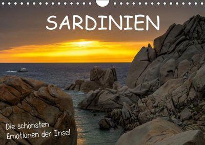 Sardinien - die schönsten Emotionen der Insel (Wandkalender 2019 DIN A4 quer), Foto UNICO
