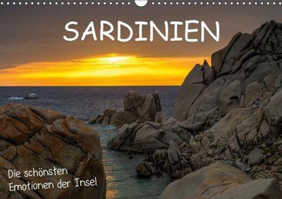 Sardinien - die schönsten Emotionen der Insel (Wandkalender 2019 DIN A3 quer), Foto UNICO