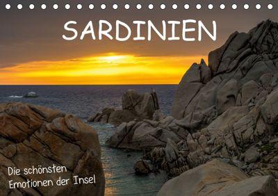 Sardinien - die schönsten Emotionen der Insel (Tischkalender 2019 DIN A5 quer), Foto UNICO