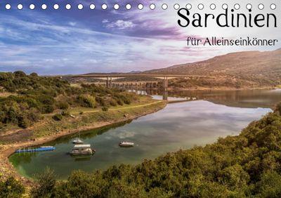 Sardinien - Für Alleinseinkönner (Tischkalender 2019 DIN A5 quer), Tom Wald