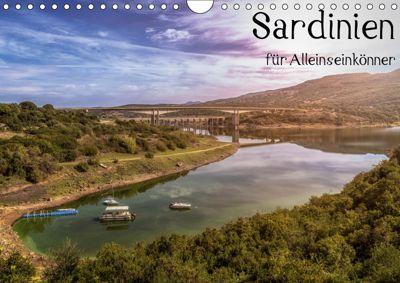 Sardinien - Für Alleinseinkönner (Wandkalender 2019 DIN A4 quer), Tom Wald