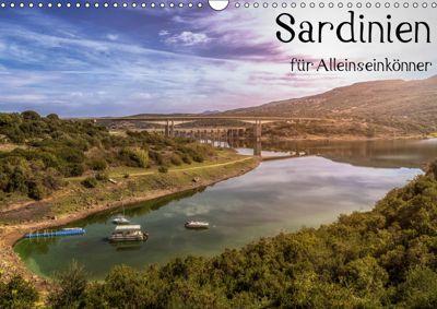 Sardinien - Für Alleinseinkönner (Wandkalender 2019 DIN A3 quer), Tom Wald