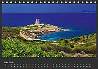 Sardinien - Traumstrände am Mittelmeer (Tischkalender 2019 DIN A5 quer) - Produktdetailbild 6
