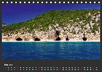 Sardinien - Traumstrände am Mittelmeer (Tischkalender 2019 DIN A5 quer) - Produktdetailbild 5