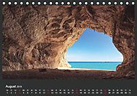 Sardinien - Traumstrände am Mittelmeer (Tischkalender 2019 DIN A5 quer) - Produktdetailbild 8