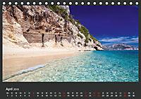 Sardinien - Traumstrände am Mittelmeer (Tischkalender 2019 DIN A5 quer) - Produktdetailbild 4