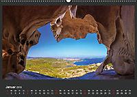 Sardinien - Traumstrände am Mittelmeer (Wandkalender 2019 DIN A2 quer) - Produktdetailbild 1