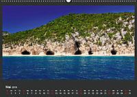 Sardinien - Traumstrände am Mittelmeer (Wandkalender 2019 DIN A2 quer) - Produktdetailbild 5