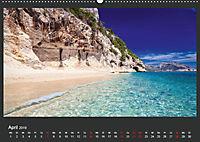 Sardinien - Traumstrände am Mittelmeer (Wandkalender 2019 DIN A2 quer) - Produktdetailbild 4