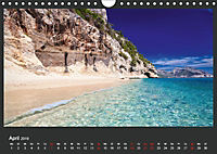 Sardinien - Traumstrände am Mittelmeer (Wandkalender 2019 DIN A4 quer) - Produktdetailbild 4