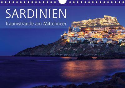 Sardinien - Traumstrände am Mittelmeer (Wandkalender 2019 DIN A4 quer), Patrick Rosyk