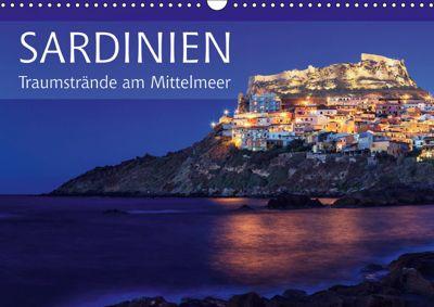 Sardinien - Traumstrände am Mittelmeer (Wandkalender 2019 DIN A3 quer), Patrick Rosyk