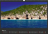 Sardinien - Traumstrände am Mittelmeer (Wandkalender 2019 DIN A3 quer) - Produktdetailbild 5