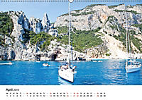 Sardiniens Südosten (Wandkalender 2019 DIN A2 quer) - Produktdetailbild 4