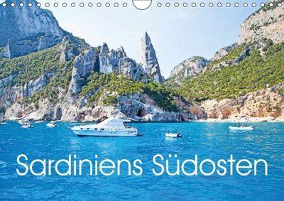Sardiniens Südosten (Wandkalender 2019 DIN A4 quer), D.S photography [Daniel Slusarcik]
