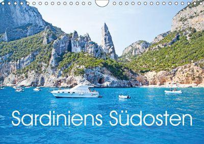 Sardiniens Südosten (Wandkalender 2019 DIN A4 quer), Daniel Slusarcik