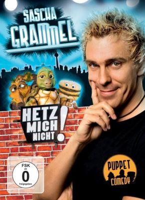 Sascha Grammel - Hetz mich nicht!, Sascha Grammel