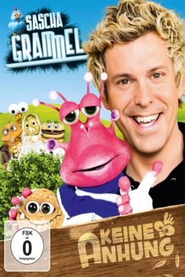 Sascha Grammel - Keine Anhung, Sascha Grammel